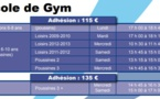 Poussines 2017 - 2018 COMPETITIONS